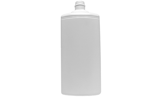 Frasco Elegance 500ml Branco (25 Unidades)