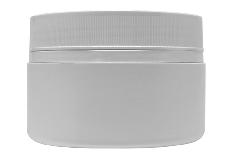 Pote R BL 250ml Branco (25 Unidades)