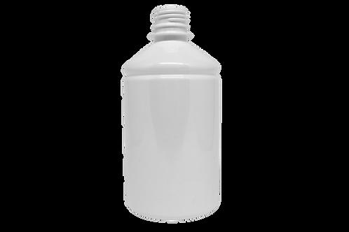Frasco PET Farma GPP28 500ml Branco (25 Unidades)