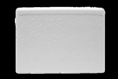 Caixa de Isopor 0,8L (50 Unidades)