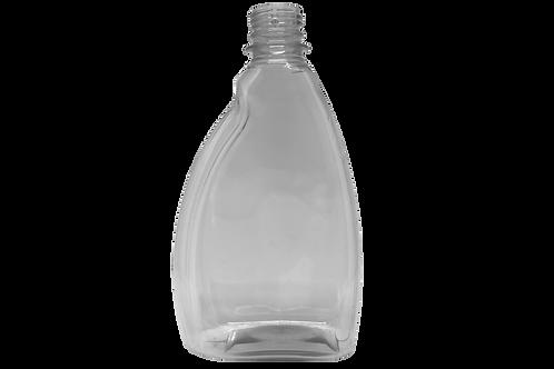 Frasco Pulverizador 500ml R28/410 Cristal (25 Unidades)
