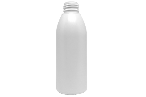 Frasco Farmácia 250ml Branco (25 Unidades)