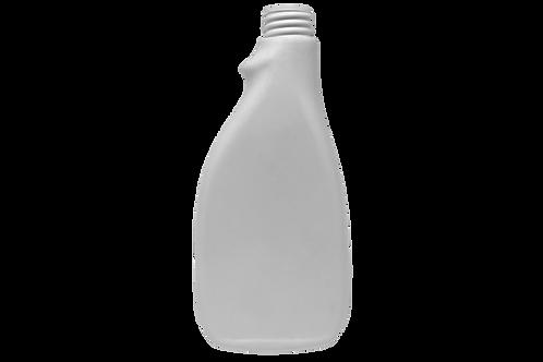 Frasco Pulverizador 500ml R28/410 Branco (25 Unidades)