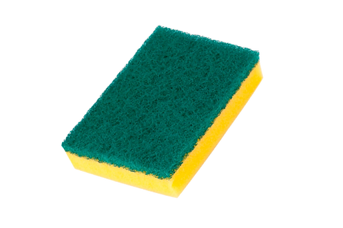 Esponja Dupla Face Multiuso (1 Unidade)