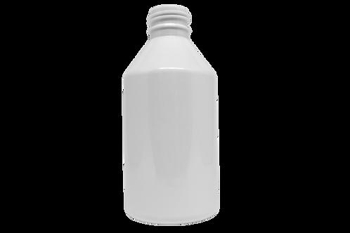 Frasco PET Farma GPP28 250ml Branco (25 Unidades)