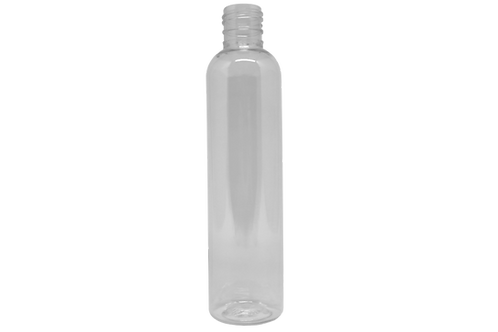 Frasco PET Cosm Cil 200ml Cristal R24/415 (25 Unidades)