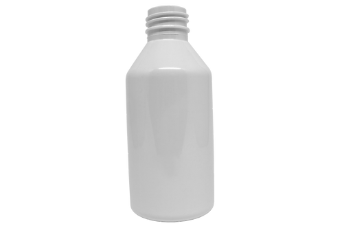 Frasco PET Farma GPP28 200ml Branco