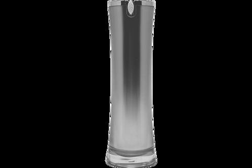 Frasco Pump Future 50ml Prata (10 Unidades)