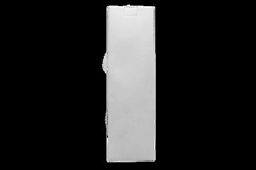Caixa Branca P/ Sachê 75x75x245mm