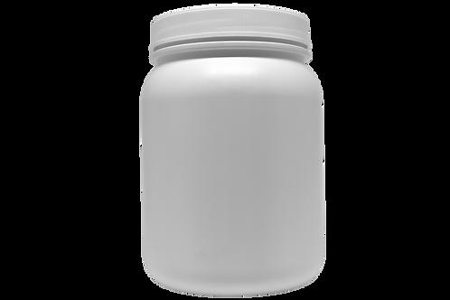 Pote Suplemento 2500g Branco (1 Unidade)