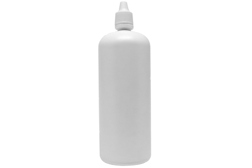 Gotejador 250ml Branco R15MM (25 Unidades)