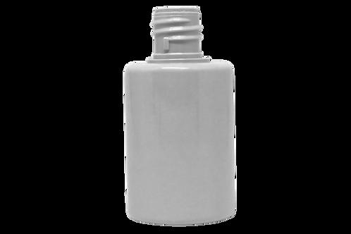 Frasco PVC 50ml Branco R18/415 (25 Unidades)