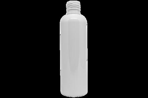 Frasco PET Cosm Cil 240ml Branco