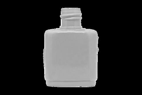 Frasco PVC Oval 35ml Branco R18/415