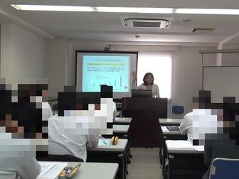 H28.11.22 『メンタルヘルス 実践ラインケア~基礎知識と管理監督者の役割~』を開催しました。