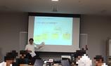 H28.8.25 『ビジネス・プレゼンテーション①心を動かすストーリー構成』を開催しました。