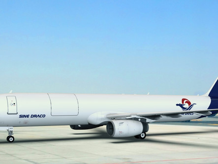 SINE DRACO SELECTS ANCRA AS SUPPLIER FOR A321 SDF CARGO LOADING SYSTEM
