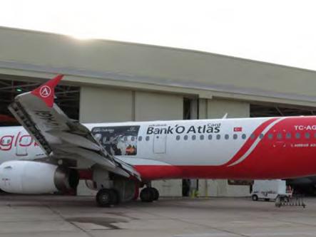 赛鹏紫玄宣布购买一架空客A321-200为客机改货机项目样机