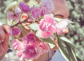 Pink Flowers - Sneak peak