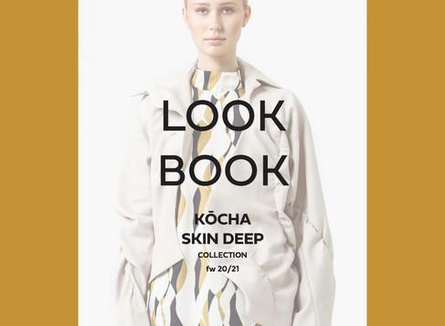 KŌCHA FW 20/21 - LOOK BOOK