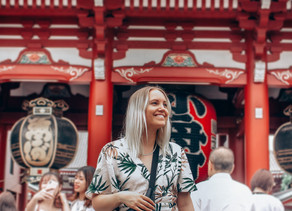 TRADITIONAL TOKYO