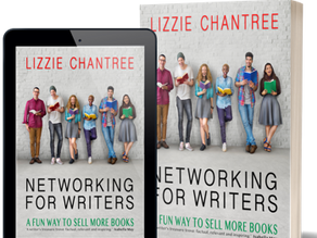 Networking for Writers with Lizzie Chantree