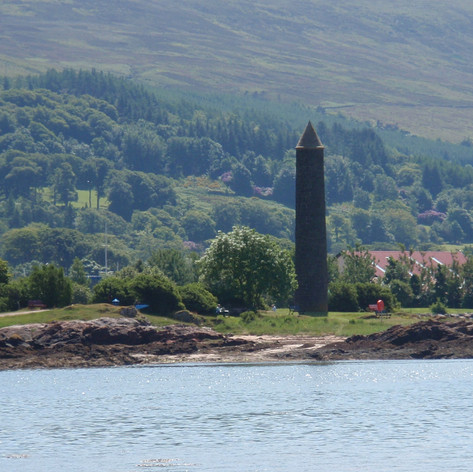 Pencil Point Largs