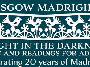 Glasgow Madrigirls Advent Concert