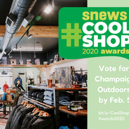 Cool Shop Awards | Champaign Outdoors