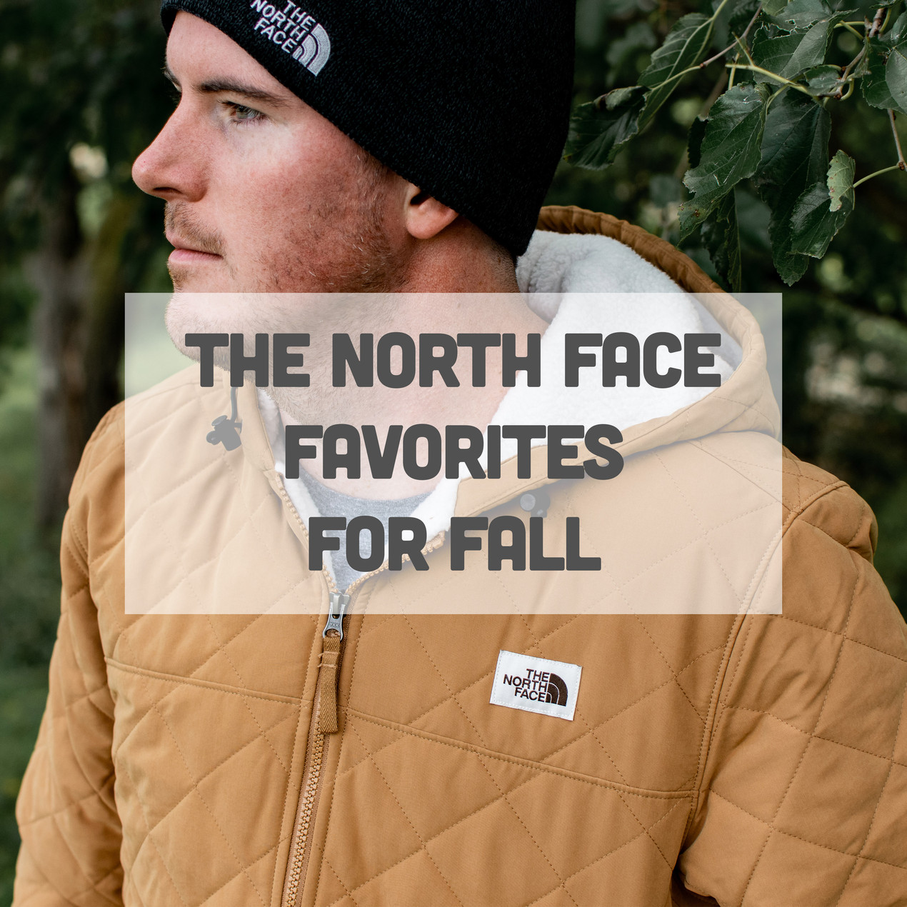 The North Face Favorites for Fall