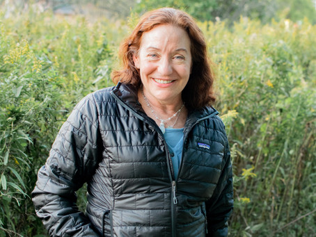 Annette Stumpf | C-U Women Outdoors