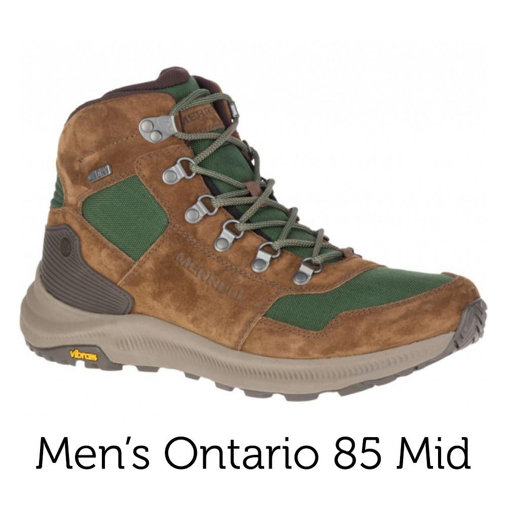 Men's Ontario 85 Mid