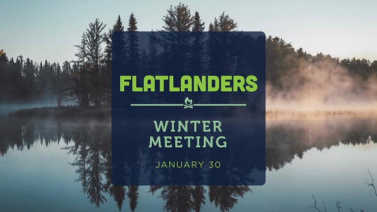 Winter Flatlanders Meeting