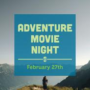 Adventure Movie Night
