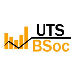 BSoc Logo White