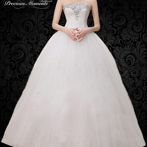 Belle Princess Ball Gown