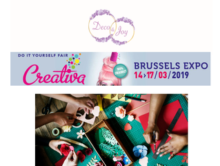 JOIN CREATIVA - Save the date 14-17/03