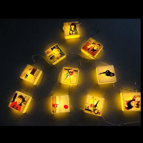 Memory Lighting Box DIY (Cube)