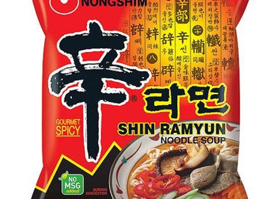 Nongshim Ramen Instant Noodle Soup