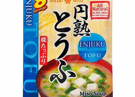 Hikari Organic Miso Soup 8 servings