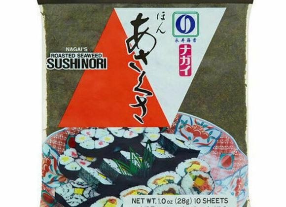 Nagai Hon Asuka Sushi Nori (Red)