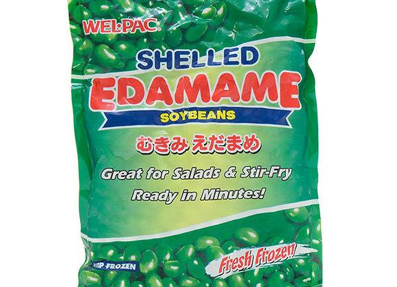 Wel-Pac Shelled Edamame Beans, 454 g