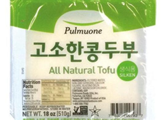 Pulmuone Natural Silken Tofu 510g