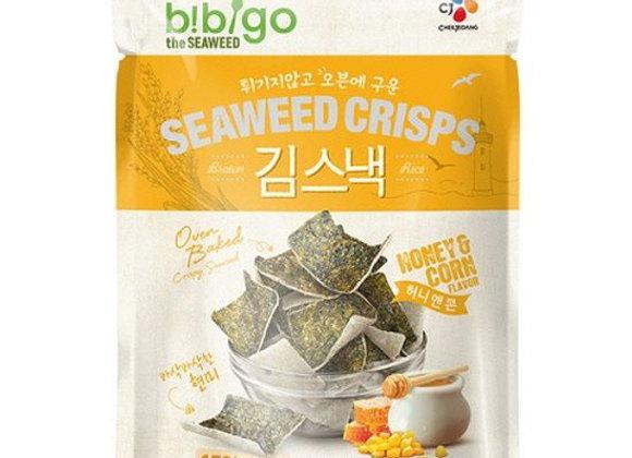 Bibigo Seaweed Crisp (Honey & Corn)