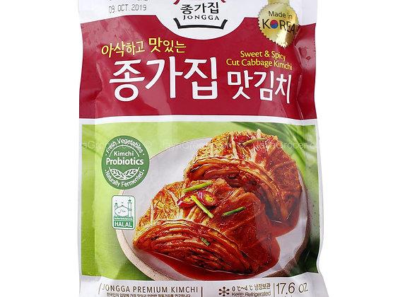 Chonga Kimchi Vacuum-Packed 200g