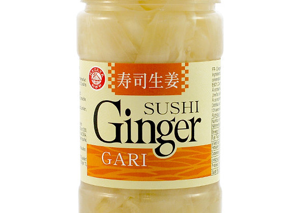 Wagaya Gari Pickled Sushi Ginger, 340 g