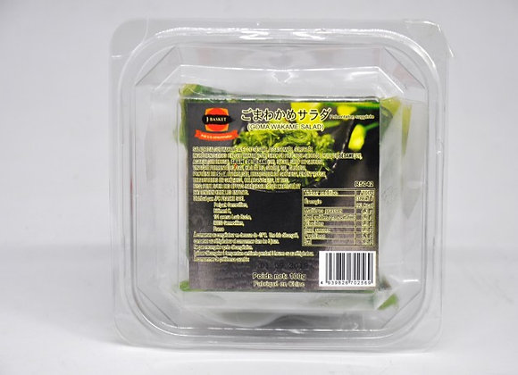 Goma Wakame Seasoned Seaweed 100g