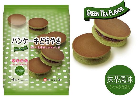 Matcha Marukyo Pancake Dorayaki 6pcs