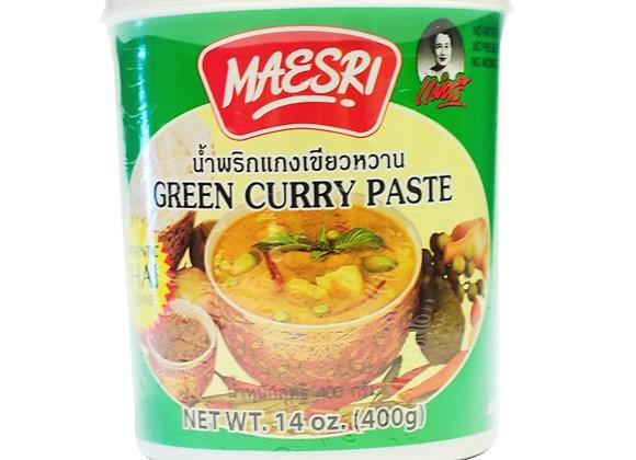 Mae Sri Green Curry Paste 400g