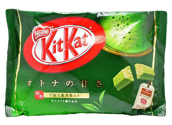 Nestle Matcha Kit Kat 13pcs 156g